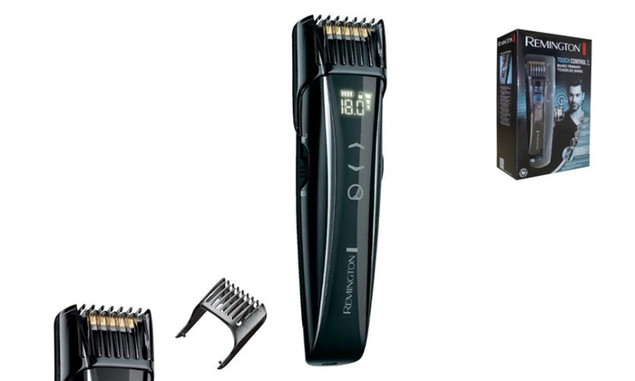 today s groupon offers remington touch control beard trimmer for. Black Bedroom Furniture Sets. Home Design Ideas