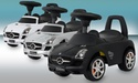 Deals on Mercedes Ride-On Push Car for Toddlers