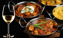 Three- or Six-Course Indian Meal for Two or Three-Course Indian Meal for Four at New Asian Village (Up to 60% Off)