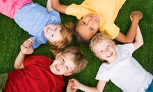 C$85 for a Week of Kids' Eco-Friendly Summer Camp from FUN Society (Up to C$175 Value)