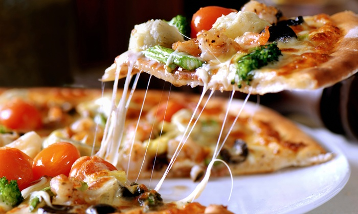 Topo Gigio - Greenside: Choice of Any Large Pizza or Pasta From R100 at Topo Gigio (Up To 55% Off)