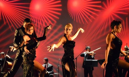 Tango Lovers Company Show at Queens Theatre on October 14–15 at 8 p.m. (Up to 25% Off)
