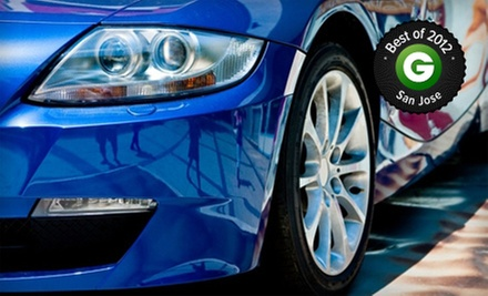 $49 for a Silver Package Interior-Exterior Detail for a Car or SUV at SCR Automotive ($185 Value)