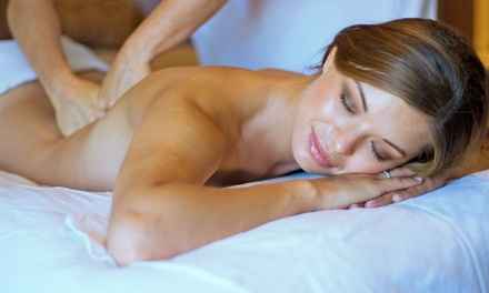 One or Three 60-Minute Massages at Harmony Massage (Up to 56% Off)