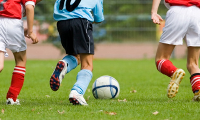 Bailey Elite Football Academy - London East: Bailey Elite Football Academy: Four Training Sessions from £19 (Up to 61% Off)