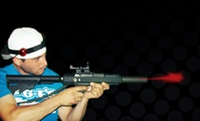 One Hour of Tactical Laser Tag for One, Two, Four, or Eight at Zig-E's Funland (Up to 63% Off)