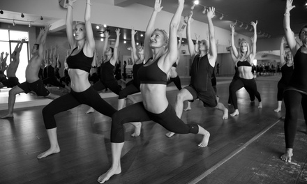 $38 for One Month of Unlimited Yoga Classes at Sumits Yoga ($175 Value)