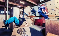 GROUPON: 73% Off at Parkour Visions Parkour Visions
