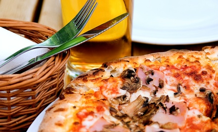 $20 for $40 Worth of Gourmet Pizzas and Pastas at Pizza MODA