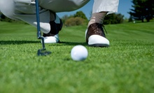 18-Hole Golf Outing with Cart Rental for Two or Four at Villa de Paz Golf Club (Up to 71% Off)