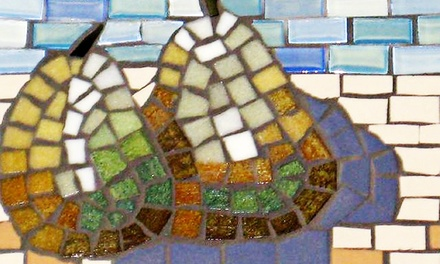Mosaic Taster Class for One, two, or Four at Mosaic Oasis Studio & Supply (Up to 51% Off)
