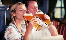 $7 for $14 Worth of German Pub Food at Turek's Tavern at Old Germany