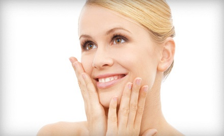 1 or 3 Deep-Pore Facials, or 1 Deep-Pore Facial with Microdermabrasion Treatment or Chemical Peel (Up to 61% Off)