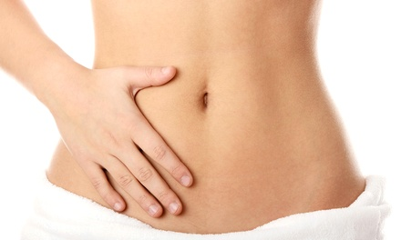 $63 for Colon-Hydrotherapy Session with Slimming Detox Body Wrap at Enigma Medi Spa ($175 Value)
