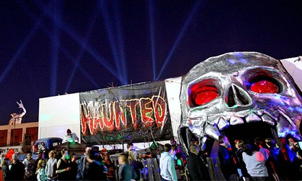 Cutting Edge Haunted House for Two or Four (33% Off)