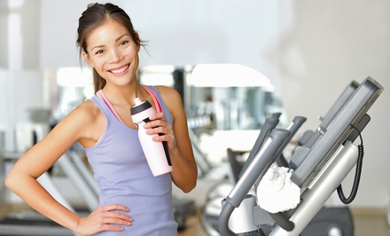 One or Two Months of Gym Access at Regency Fitness (Up to 96% Off)