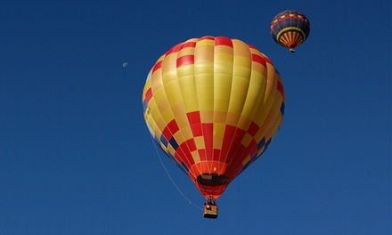Vale de desconto de 50€ em voo de balão de ar quente por 5€ na Windpassenger