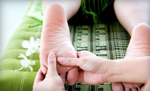 One or Three 60-Minute Foot-Reflexology Treatments at Stonehaven Massage & Spa (Up to 55% Off)