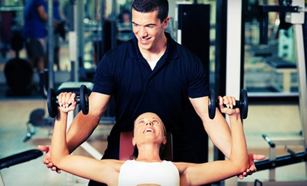 Three or Five One-Hour Personal-Training Sessions at The Healthologist (74% Off)