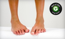 Laser Toenail-Fungus Removal for One or Both Feet at Cherrywood Foot Care Group in North Bellmore (Up to 69% Off)