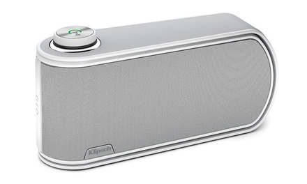 Klipsch GiG Ultra-Portable Bluetooth NFC Wireless Music System with Built-In Microphone