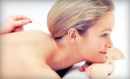 Acupuncture Treatments and Cupping Therapy at Angie's Acupuncture (Up to 70% Off). Four Options Available.
