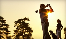 $99.99 for Golf Lesson with Swing Analysis, Evaluation, and Custom Exercises at Garden State Golf Academy ($335 Value)