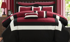 10-piece Danny Comforter Set With Sheets