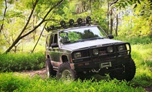 Four-Hour Guided Off-Road Tour with Option for 4x4 Rental at Rausch Creek Off Road Park (Up to 75% Off)