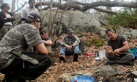 Survival-Skills Class for One, Two, Four, or Six from Carolina Survival & Preparedness Academy (Up to 73% Off)