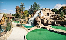 Mini Golf for Two Adults and Two Kids, or 18-Hole Golf for Two or Four with Cart at Dunnderosa Golf Club (Up to 53% Off)