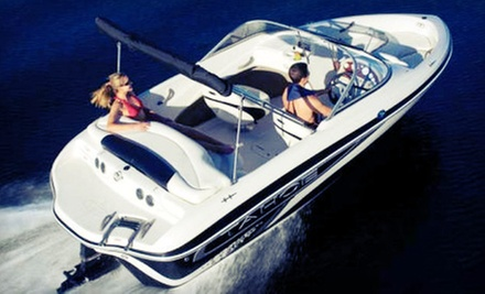 $99 for a Two-Hour Ski-Boat Rental from Five Star Boat Club in Rockwall (Up to $299 Value)