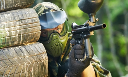 Airsoft Game for Two or Four with Optional Gear or Birthday Party for 10 at Mission: Airsoft (Up to 53% Off)