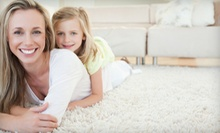 Carpet Cleaning for One- or Two-Story House from Green Heat Services (Up to 75% Off)