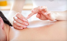 One, Three, or Six Tuning-Fork Acupuncture Sessions from Aria Walker, L.Ac. (Up to 60% Off)