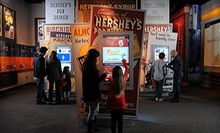 Visit with Chocolate Tasting for Two or Four at The Hershey Story, The Museum on Chocolate Avenue (Up to 52% Off)