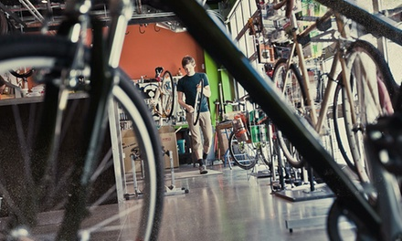 Basic, Pro, or Ultimate Bike Tune-Up at Greenstreet Cycles (51% Off)