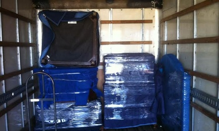 Three Hours of Moving Services with Two Movers and Supplies from Los Angeles Pro Movers (50% Off)