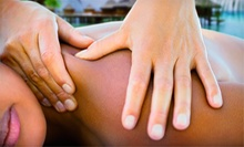 $49 for Spa Package with 30-Minute Swedish Massage, Aromatherapy, and Mini Facial at Therapeutic Healings ($100 Value)