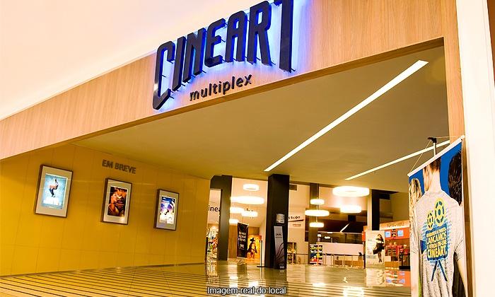 Cineart - Vários Locais: Cineart – 8 lojas: ingresso para cinema a partir de R$ 7