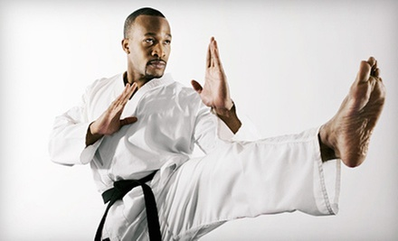 $60 for $120 Worth of Martial-Arts Classes at Family Karate Center