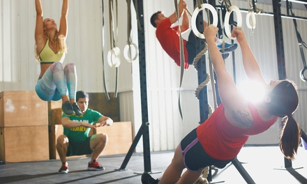 One or Two Months of Unlimited CrossFit Classes with Nutrition Plan at CrossFit Inland Valley (Up to 71% Off)