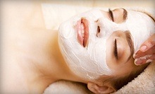 One or Five Facial Massages at Nice Spa (Up to 60% Off)