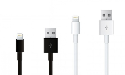 iPlanet 3ft. Apple-Certified MFI Lightning Cable