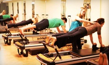 5 or 10 Mat Pilates Classes, or 3 Reformer Pilates Classes at White House Pilates (Up to 75% Off)