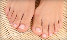 $299 for Two Laser Toenail-Fungus Treatments at Weil Foot & Ankle Institute ($950 Value)