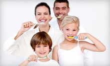 Dental Exam with Cleaning, X-rays, & Polish, or Zoom! Whitening from Dr. Tatiana Korol, DDS in Brooklyn (Up to 87% Off)