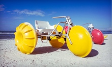 $18 for a One-Hour Aqua-Trike Rental for Two from Power Up Watersports ($40 Value)