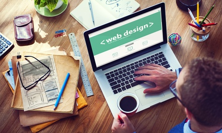 $79 for One Online Web-Design Expert Course Package from Career Match ($3,211.95 Value)