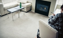 Carpet Cleaning for Two or Three Rooms from BeClean (Up to 74% Off)